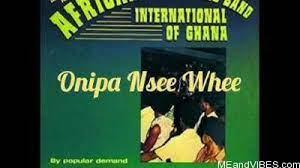 International Band Of Ghana Feat. Nana Ampadu